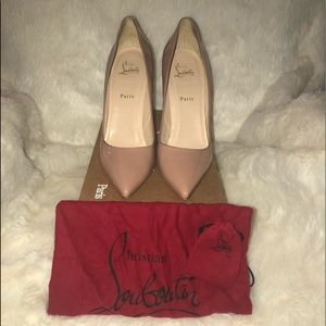 Christian Louboutin Pigalle Nude